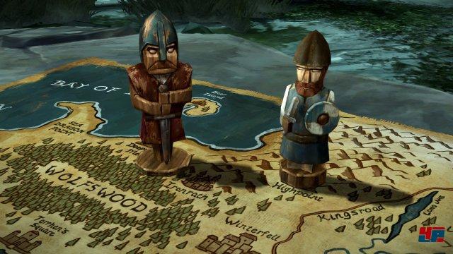 Versucht man die eigene Festung zu befreien oder rettet man den Bruder, der als Geisel bei den Whitehills schmort?