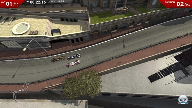 Screenshot - F1 Online: The Game (PC) 2243713