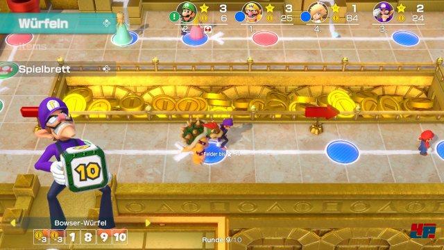 Die neuen individuellen Charakter-Würfel bringen etwas Taktik in den gewohnten Brettspiel-Ablauf.
