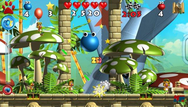 Screenshot - Putty Squad (PlayStation4)