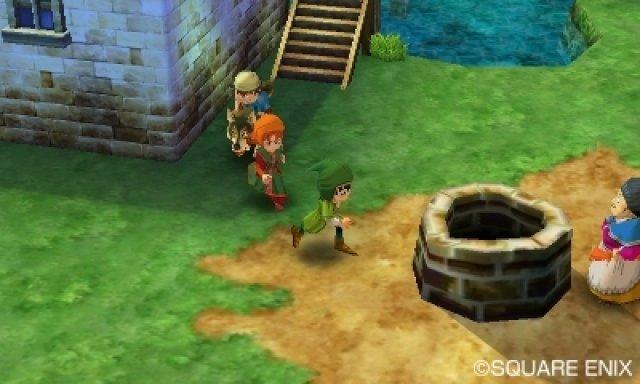 Screenshot - Dragon Quest VII (3DS) 92447782