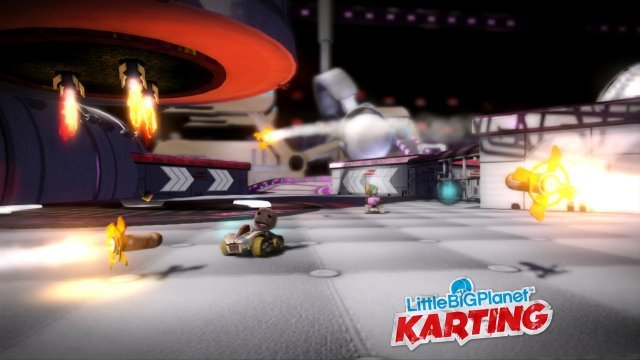 Screenshot - LittleBigPlanet Karting (PlayStation3) 2384592