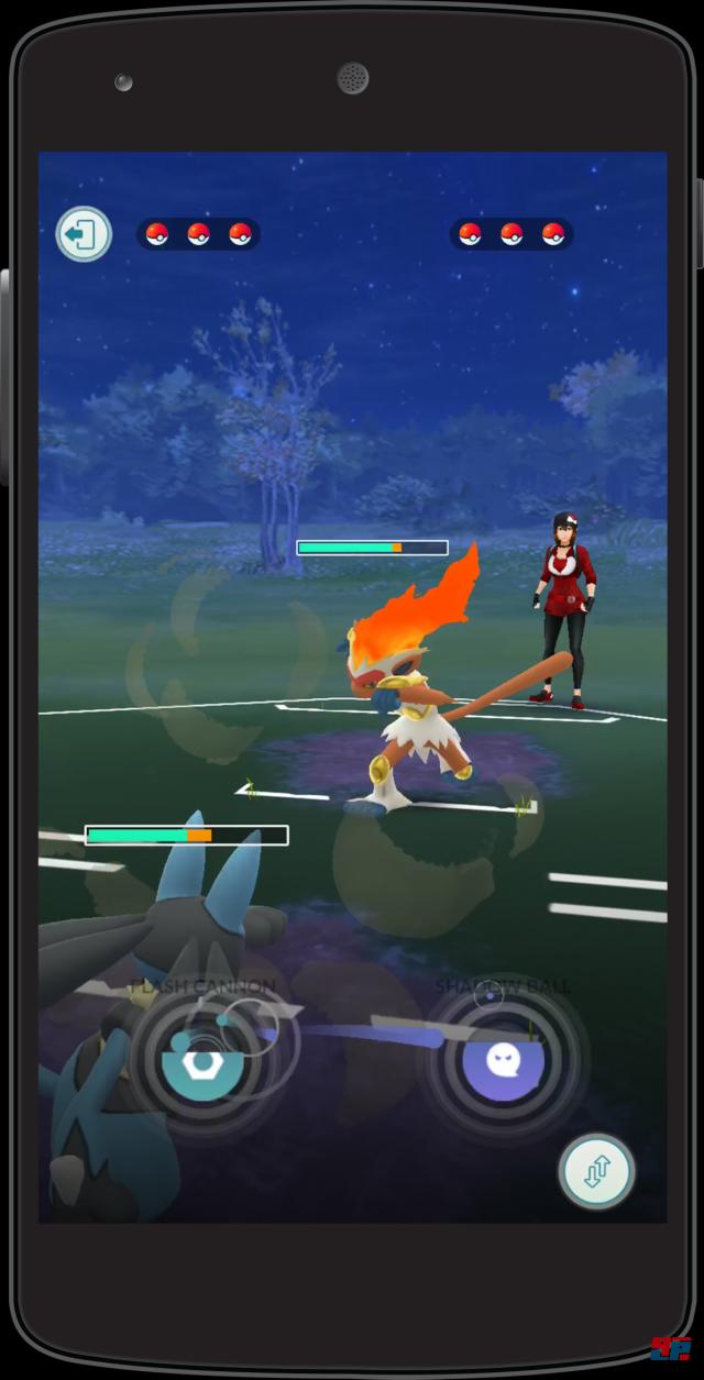Screenshot - Pokémon GO (Android) 92578868