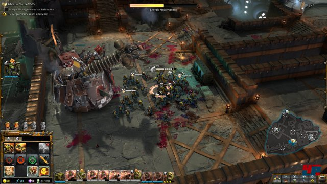 Screenshot - Warhammer 40.000: Dawn of War 3 (PC)
