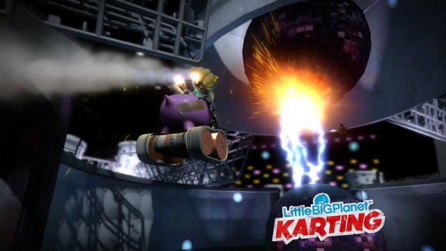 Screenshot - LittleBigPlanet Karting (PlayStation3) 2384552
