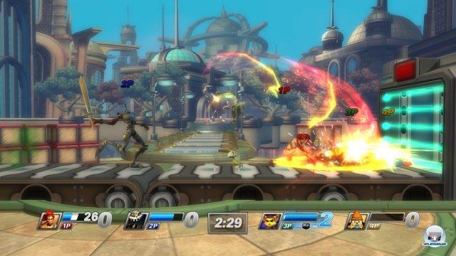 Screenshot - PlayStation All-Stars: Battle Royale (PlayStation3) 2397097