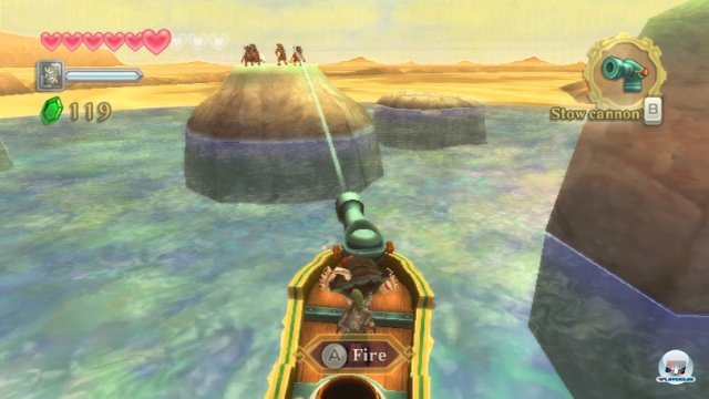 Screenshot - The Legend of Zelda: Skyward Sword (Wii) 2284157