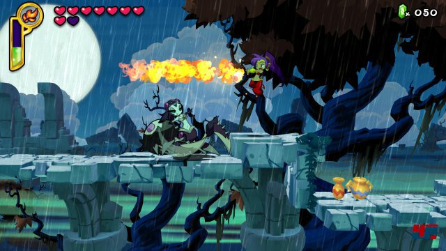 Screenshot - Shantae: Half-Genie Hero (PC)