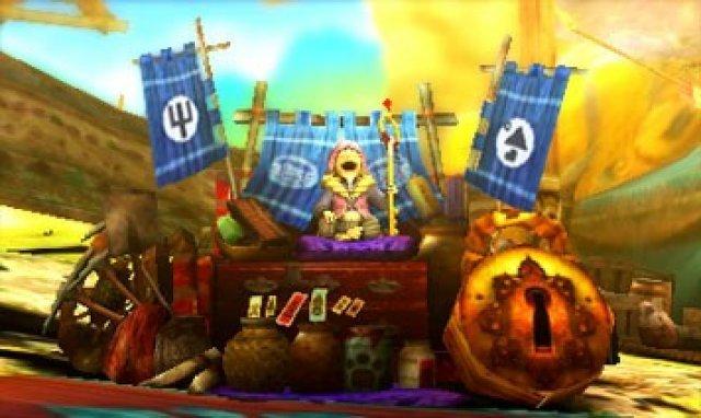 Screenshot - Monster Hunter 4 (3DS) 92420047