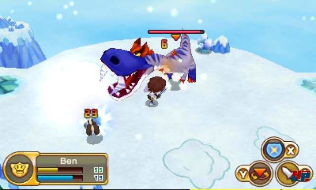 Screenshot - Fantasy Life (3DS)