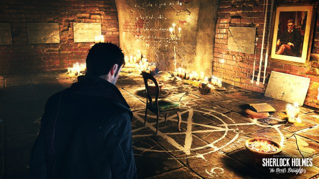 Screenshot - Sherlock Holmes: The Devil's Daughter (PC)