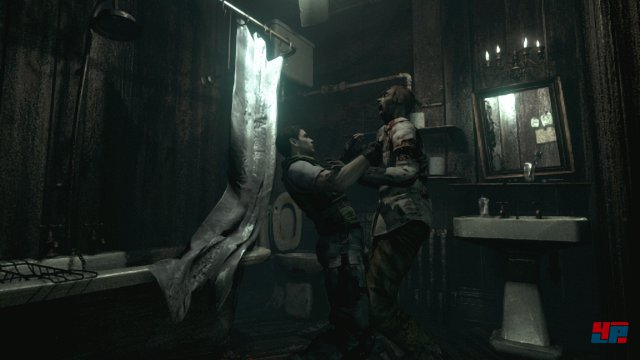 Screenshot - Resident Evil (PlayStation4) 92495037