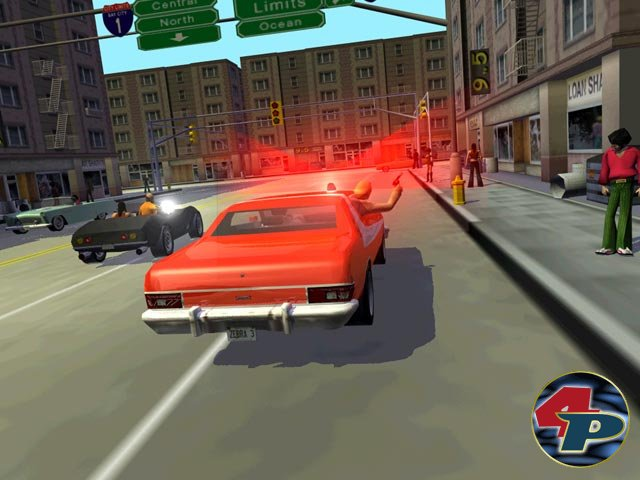 Starsky and Hutch screenshots (PC) - gamepressure.com.