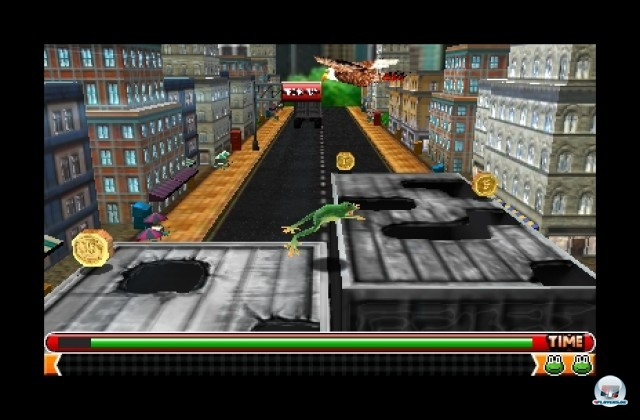 Screenshot - Frogger 3D (3DS) 2252702