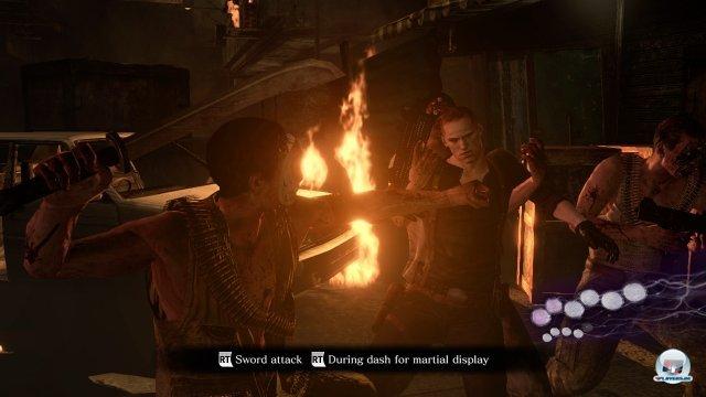 Screenshot - Resident Evil 6 (360) 2387187