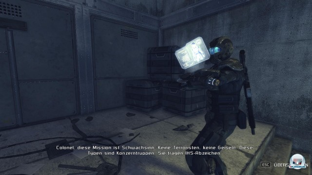 Screenshot - Deep Black (PC-CDROM)