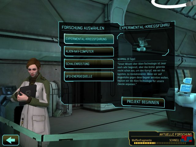Screenshot - XCOM: Enemy Within (iPad)