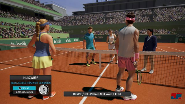 Screenshot - AO International Tennis (PS4)