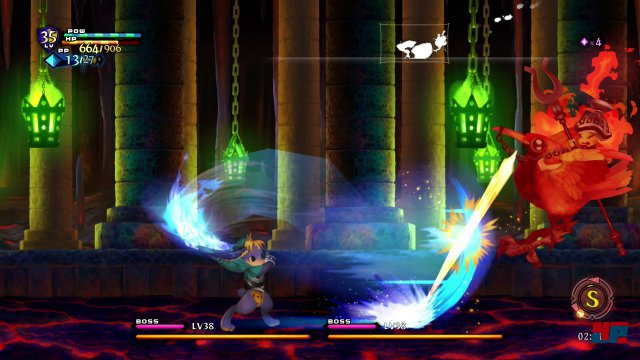 Screenshot - Odin Sphere (PS3) 92529013