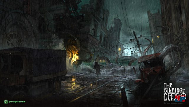 Screenshot - The Sinking City (PC)