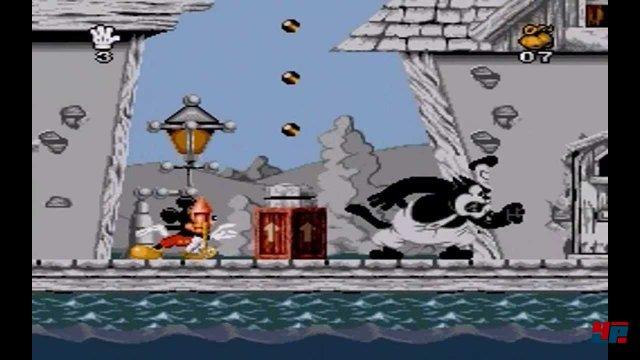 Vor einer langen kreativen Pause war Mickey Mania das letzte größere Spiel mit dem Kultcharakter.