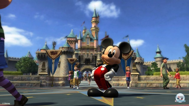 Screenshot - Kinect: Disneyland Adventures (360) 2228114