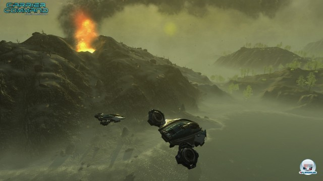Screenshot - Carrier Command: Gaea Mission (PC) 2232343