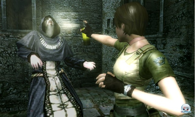 Screenshot - Resident Evil: The Mercenaries - 3D Edition (NDS) 2221682