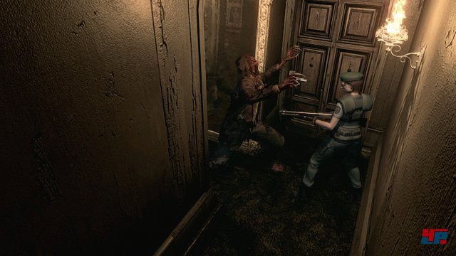 Screenshot - Resident Evil (PlayStation4) 92495048