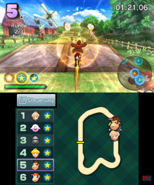 Screenshot - Mario Sports Superstars (3DS) 92542192