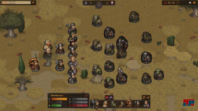 Screenshot - Battle Brothers (PC)