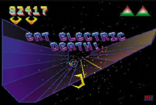 Screenshot - Tempest 2000 (PC)