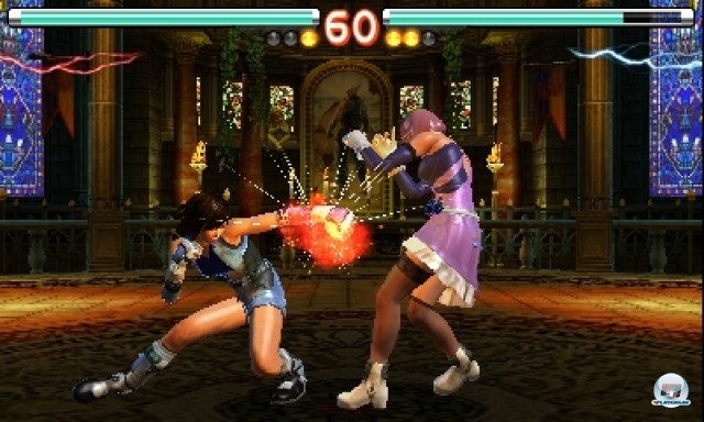 Screenshot - Tekken 3D Prime Edition (3DS) 2250622