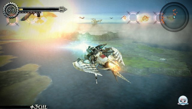 Screenshot - Final Fantasy Type-0 (PSP) 2282377