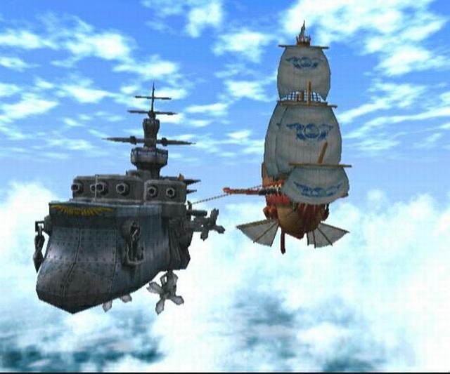 <br><br>Sony hatte seine Final Fantasy-Spiele. Doch auch auf Dreamcast gab es einige Sterne am Rollenspiel-Himmel: Neben Grandia II hinterlie� vor allem Skies of Arcadia einen bleibenden Eindruck. Die spannende Geschichte rund um Piraten, die in ihren m�chtigen Luftschiffen am Himmel schweben und unbekanntes Terrain erkunden, zog einen in ihren Bann und atmosph�risch war die Odyssee ganz gro�es Kino, das sp�ter auch auf Nintendos GameCube umgesetzt wurde. 2068283