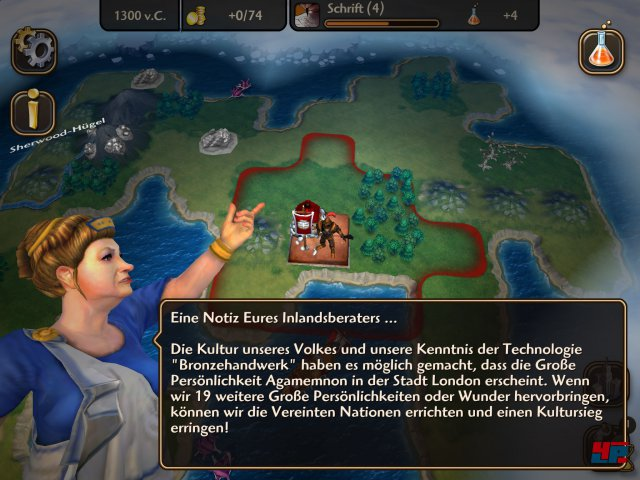 Screenshot - Civilization Revolution 2 (iPad) 92486666