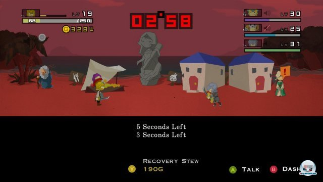 Screenshot - Half-Minute Hero (PC)