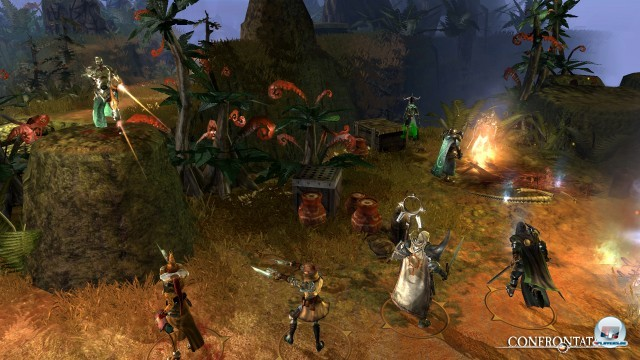 Screenshot - Confrontation (PC) 2242258