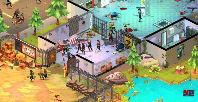 Screenshot - Dead Maze (PC)