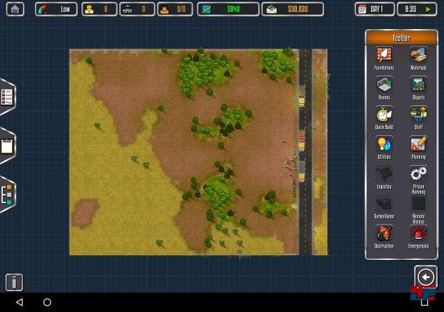 Screenshot - Prison Architect (Android)