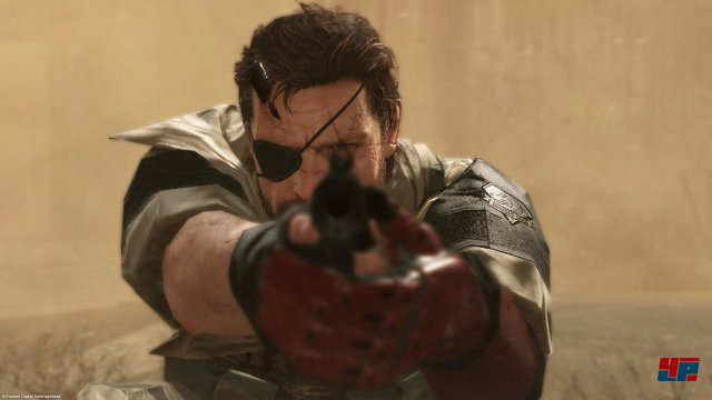 Screenshot - Metal Gear Online (360) 92515129