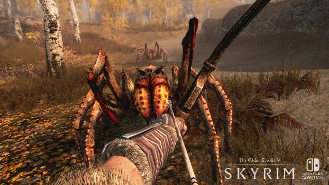 Screenshot - The Elder Scrolls 5: Skyrim (Switch) 92547341