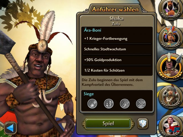 Screenshot - Civilization Revolution 2 (iPad) 92486645