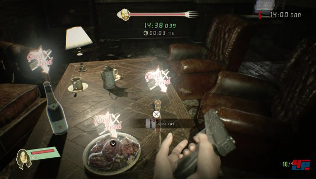 Screenshot - Resident Evil 7: Verbotenes Filmmaterial 2 (PS4)