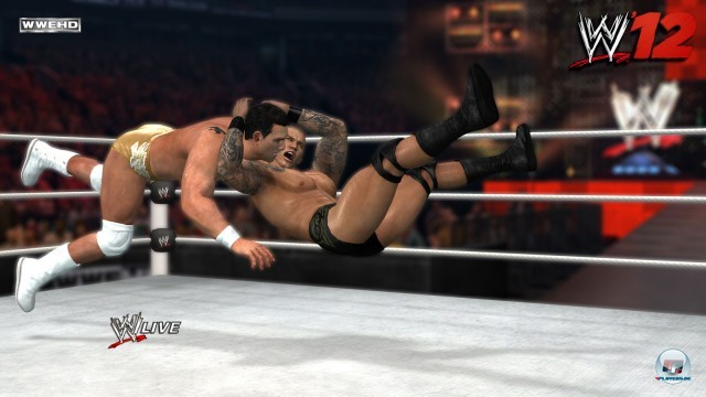 Screenshot - WWE '12 (360) 2241852