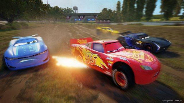 Screenshot - Cars 3: Driven to Win (360)