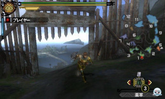 Screenshot - Monster Hunter 3G (3DS) 2273967