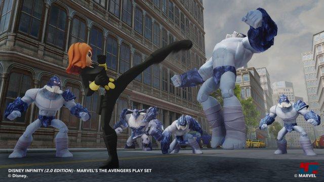 Screenshot - Disney Infinity 2.0: Marvel Super Heroes (PlayStation4) 92490763