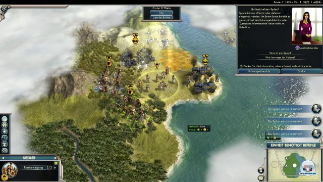 Screenshot - Civilization V: Gods & Kings (PC)