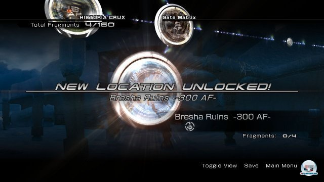 Screenshot - Final Fantasy XIII-2 (PlayStation3) 2288397